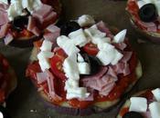 Aubergines pizzaiola
