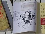 Bibliothèque calligraphique