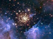 L'amas ouvert 3603 nouveau scruté télescope Hubble