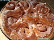 Cinnamon Rolls petites brioches roulées cannelle sans MAP)