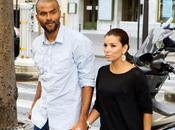 Longoria Tony Parker Shopping Paris