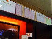 grande muraille certificats chinois