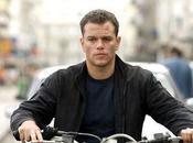 Matt Damon pour Jason Bourne