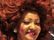 Chantal Biya audacieusement capillaire