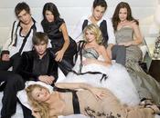 Gossip Girl saison point rumeurs avec Karl Lagerfeld