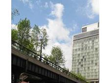 High Line, premier parc suspendu York