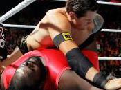Victoire Wade Barrett face Mark Henry