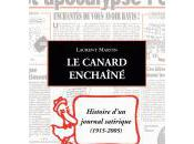 Canard enchaîné Laurent Martin