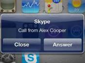 Skype support multi-tâche appels facturés