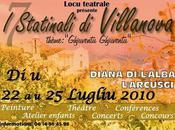 "Statinali Villanova"" jusqu' demain programme."