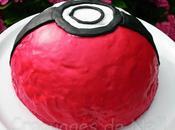 Gâteau Pokéball