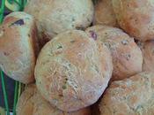 Petits pains céréales noix cajou