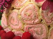 Vingt-deuxième participation défis Daring Bakers Charlotte royale glacée framboise, lime chocolat blanc