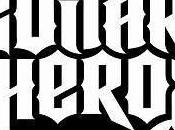 GUITAR HERO Warriors Rock Coulisse