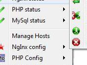 Easy WEMP PHP, MySQL NgInx pour Windows