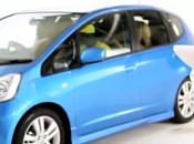 Honda Jazz Packing