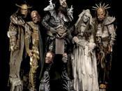 Nouveaux masques Lordi