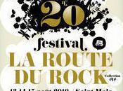 Route Rock 2010 20ème édition Saint-Malo (35)