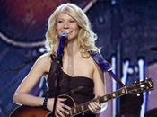 Gwyneth Paltrow dévoile chanson country (son)