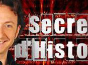 """704] retour l'émission """"Secrets d'histoire"""" mercredi août France"""