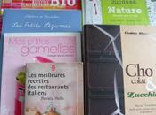 sources préférées pour cuisiner livres