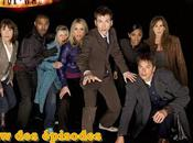 "Doctor review épisodes 4.12 ""The Stolen Earth"" 4.13 ""Journey's End"""
