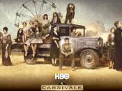 séries Carnivàle Caravane l'Etrange (journée d'étude juin 2010)
