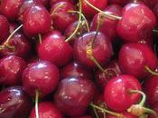 Confiture griottes liqueur lychee