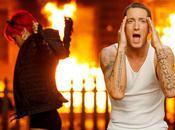 Charts Eminem Rihanna toujours tête