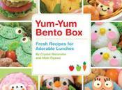 Livre: Yum-Yum Bento Crystal Watanabe Maki Ogawa