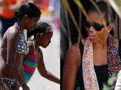 Michelle Obama vacances Marbella