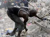 Accident: immeuble étages s'écroule Yaoundé