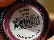 Lilac Cashmere Nubar