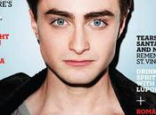 Daniel Radcliffe pour magazine OUT!