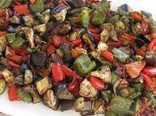 Légumes rôtis four