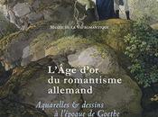 aquarellistes dessinateurs l'âge d'or romantisme allemand Partie Introduction
