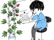 suis plantes addict moment, crois.Et d...