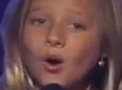 Jackie Evancho chanterait playback