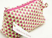 "Trousse ""hexagones multicolores"""
