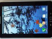 tablette Samsung Galaxy P1000 arrive dans semaines venir