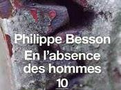 Philippe Besson l'absence hommes