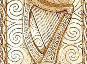 harpe comme symbole officiel l'Irlande