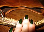 Vernis Vintage Vert forêt NARS.