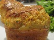 Muffins moelleux carottes chèvre