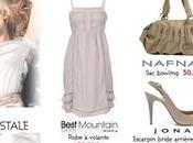 Style vestale Galeries Lafayette