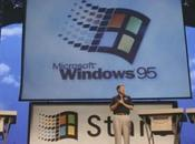 Anniversaire Windows vidéo nostalgie