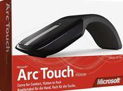 Touch, souris ergonomique