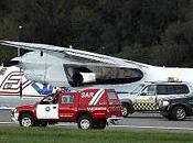 Aterrissage d'urgence Tallinn airport!