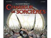 Crawford, Chasseur Sorcières Barghest (Tome