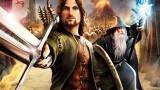 Gandalf vient aide Aragorn dans quête